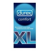 DUREX Comfort XL Προφυλακτικά Extra Large για μεγαλύτερη άνεση 6 τεμάχια
