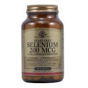 SOLGAR Selenium 200μg (yeast-free) Tabs 250s