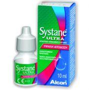 ALCON Systane Ultra - Λιπαντικές οφθαλμικές σταγόνες 10ml