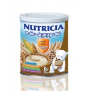 NUTRICIA Πολυ-δημητριακά - Κρέμα με πολυδημητριακά για βρέφη από τον 8ο μήνα 300gr