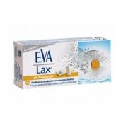 INTERMED EVA Lax με χαμομήλι - Υπόθετα με αναβράζουσα κενωτική δράση 10 τμχ.