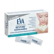 INTERMED EVA Restore Vaginal Ovules - 10 Κολπικά Ωοειδή Υπόθετα