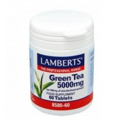 LAMBERTS Green Tea 5000 mg Tabs 60s
