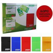 Herb Micro Filter 24 Πίπες & Δώρο Θήκη Σιλικόνης