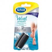 Scholl Scholl Velvet Smooth (Ανταλλακτικό Λίμας roll-on με κρυστάλλους διαμαντιού)