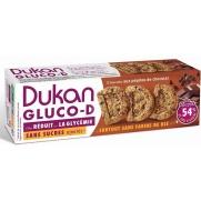Dukan Μπισκότα βρώμης GLUCO-D με Κομμάτια Σοκολάτας 100gr