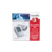 MICROLIFE  BP A3 PC - Υπεραυτόματο Ψηφιακό πιεσόμετρο μπράτσου MAM