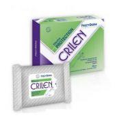FREZYDERM Crilen Effective Protection - Υγρά Μαντηλάκια με Ενυδατική Προστατευτική Σύνθεση και Εντομοαπωθητική Δράση 20τμχ