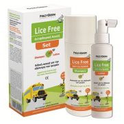 FREZYDERM Πακέτο Lice Free Set - Shampoo + Lotion 2x125ml