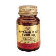 SOLGAR B12 (Κοβαλαμίνη) 1000ug Nuggets  100s