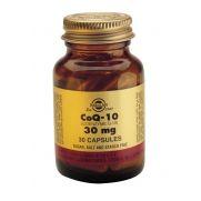 SOLGAR Coenzyme Q-10 30mg Veg. Caps 30s