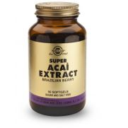 SOLGAR Acai - Super Acai Extract Softgels 50s