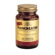 SOLGAR Pancreatin Tabs 50s