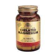 SOLGAR Chelated Magnesium 100mg Tabs