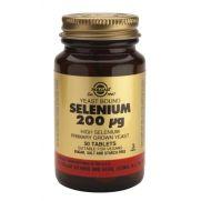 SOLGAR Selenium 200μg (Yeast-Free) Tabs 50s