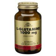 SOLGAR L-Glutamine 1000mg veg. tabs 60s