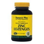 NATURE'S PLUS Zinc Lozenges 90s