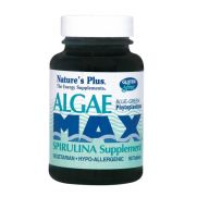NATURE'S PLUS Algae Max (Spirulina) 500 mg Tabs 90s