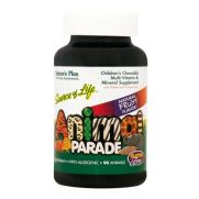 NATURE'S PLUS Animal Parade Assorted Chewable Tabs 90s