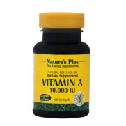 NATURE'S PLUS Vitamin A 10.000 I.U. Softgels 90s