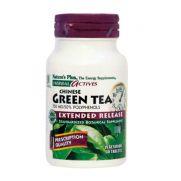 NATURE'S PLUS E.R. Green Tea 750mg Tabs 30s
