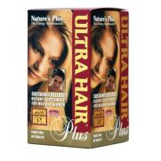 NATURE'S PLUS Ultra Hair Plus Tabs 60s