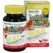 NATURE'S PLUS Animal Parade Gold (cherry) Chewable Tabs 60s