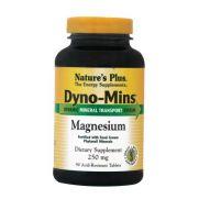 NATURE'S PLUS Magnesium 250mg Tabs 90s