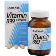 HEALTH AID Β 99 Complex Tabs 60s