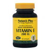 NATURE'S PLUS Vitamin E 200 I.U. Softgels 90s