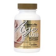 NATURE'S PLUS Ageloss Tabs 60s