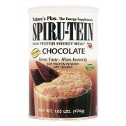 NATURE'S PLUS Spiru-Tein Chocolate 476g