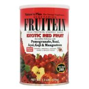 NATURE'S PLUS Fruitein Red 576g
