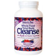 NATURE'S PLUS Total Body Cleanse Caps 168s