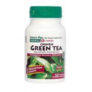 NATURE'S PLUS Green Tea 400mg Caps 60s