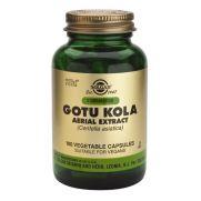 SOLGAR Standardised Gotu Kola Aerial Extract Veg Caps 100s