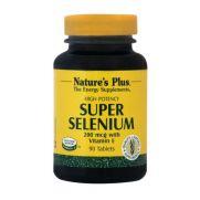NATURE'S PLUS Super Selenium 200mcg Tabs 90s