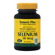 NATURE'S PLUS Selenium 50mcg Tabs 90s
