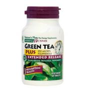 NATURE'S PLUS Green Tea Plus Tabs 30s