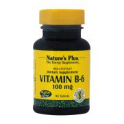 NATURE'S PLUS B-6 100mg Tabs 90s