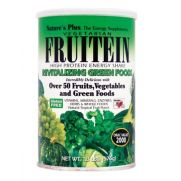 NATURE'S PLUS Fruitein Green 576g