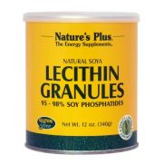 NATURE'S PLUS Lecithin Granules 340g
