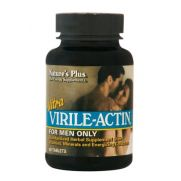 NATURE'S PLUS Ultra Virile-Actin Tabs 60s