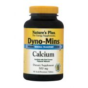 NATURE'S PLUS Dyno-Mins Calcium 500mg Tabs 90s