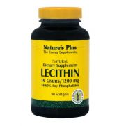 NATURE'S PLUS Lecithin 1200 mg Softgels 90s