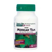 NATURE'S PLUS Beyond Wild Mexican Yam 250mg Caps 60s