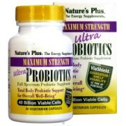 NATURE'S PLUS Ultra Probiotics Caps 30s