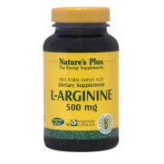 NATURE'S PLUS L-Arginine 500mg Caps 90s