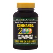 NATURE'S PLUS Commando 2000 Tabs 60s