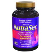 NATURE'S PLUS Nutrasec Chewable Tabs 90s